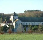 Notre Dame de Fontgombault ( 41 km - 50 min)